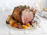 Roast Beef from the Rib recipe