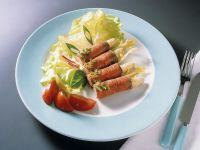 Roast Beef Roulade Salad recipe