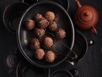 Roast Chestnut Chocolate Truffles recipe