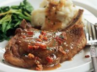Roast Chops with Mash recipe