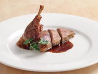 Roast Duck with Apple and Onion Filling recipe