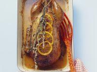 Roast Duck with Orange recipe