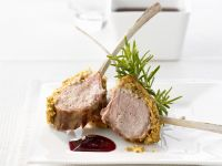 Roast Lamb with Herbs recipe