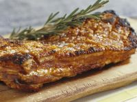 Roast Pork Belly recipe