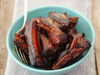 Roast Pork Ribs recipe