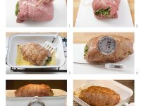 Roast Pork Roulade with Herb Stuffing recipe