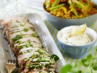 Roast Pork Tenderloin recipe
