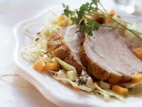 Roast Pork with Cabbage recipe