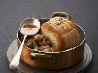 Roast Pork with Chestnuts recipe