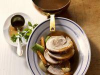Roast Pork with Gravy recipe