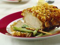 Roast Pork with Vegetables and Gravy recipe