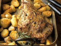 Roast Poultry Drumstick recipe