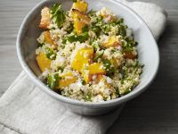 Roast Pumpkin and Warm Quinoa recipe