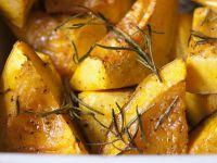 Roast Pumpkin Wedges recipe
