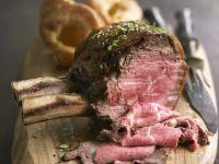 Roast Rib of Beef recipe