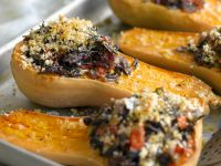 Roast Squash with Filling