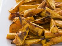 Roast Sweet Potato Fries recipe