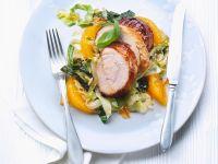 Roast Turkey with Cabbage recipe