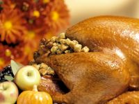 Roast Turkey with Filling recipe