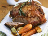 Roast Veal Shank recipe