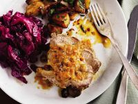 Roast Veal with Vegetables recipe