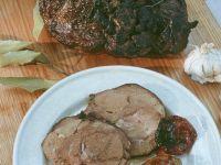 Roast Wild Boar recipe