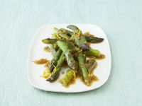 Roasted Asparagus with Ginger recipe