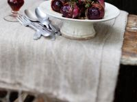Roasted Beets with Bacon recipe