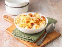 Roasted Cheesy Cauliflower recipe