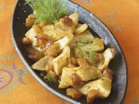 Roasted Fennel with Citrus Marinade recipe