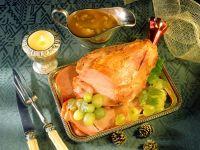 Roasted Ham recipe