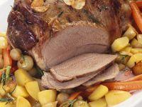 Roasted Lamb recipe