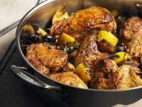 Citrus Chicken Braise recipe
