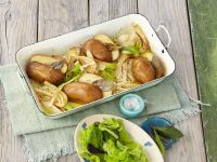 Roasted Potatoes with Fennel recipe
