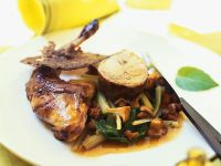 Roasted Rabbit recipe