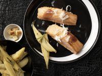 Roasted Salmon Fillets recipe