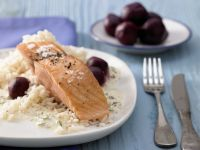 Roasted Salmon Fillet recipe