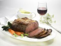 Roasted Sirloin with Sauce Remoulade recipe