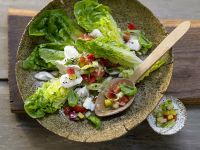 Romaine heart Recipes
