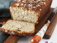 Rolled Oat Bread recipe