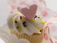 Romantic Cream Cakes recipe