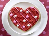 Romantic Giant Cookie recipe