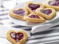 Romantic Jam Cookies recipe