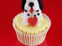 Romantic Puppy Cakes recipe