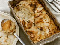 Root Veg and Herb Bake recipe
