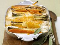 Mixed Veg Gratin recipe