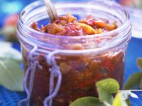 Rose and Sultana Jam recipe