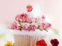 Rose Bud Cupcakes recipe