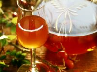 Rosehip and Cherry Liqueur recipe