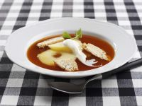 Rosehip Soup with Apple recipe